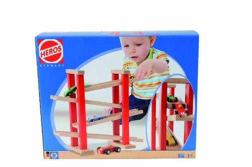 Juguetes de coches en madra para niños