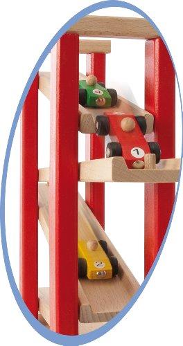 Circuito para coches de juguete para niños y niñas
