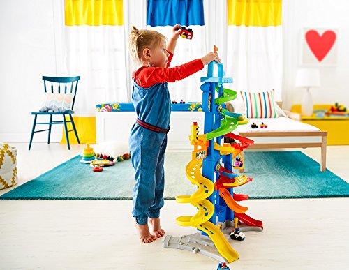 Juguetes Mattel- Pista de coches para niños