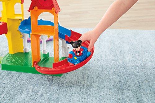Pista de coches para niños con rampas de MAttel