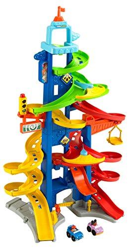 Supercircuito de coches Little-People-Mattel