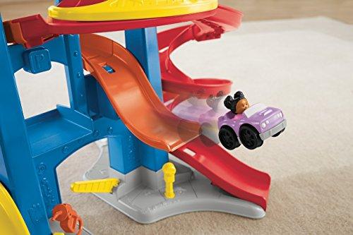 Desarrolla la imaginación con esta pista de saltos para niños