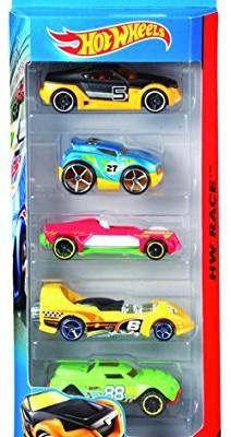 Mattel-1806-Regalo-de-Hot-Wheels-conjunto-ordenado-modelos-surtidos-0