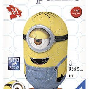 Puzzle 3D Ravensburger Minions