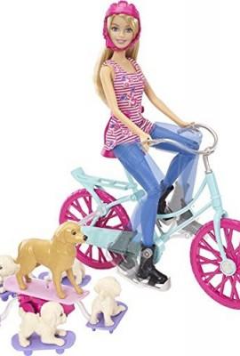 Barbie-Mueca-con-bici-y-perritos-39-x-32-cm-Mattel-CLD94-0