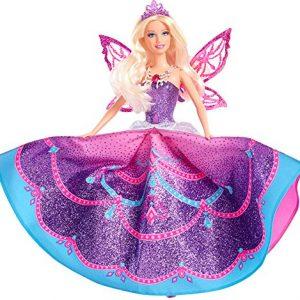 Barbie princesa Catania convertida en hada