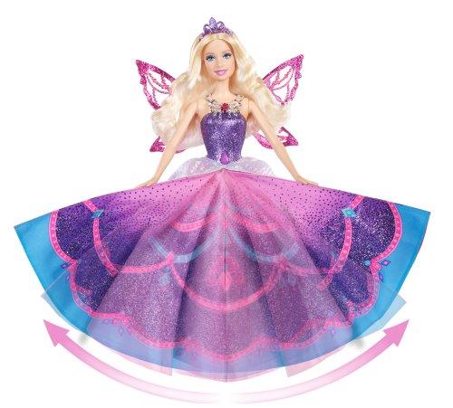 Barbie princesa Catania convertible en hada
