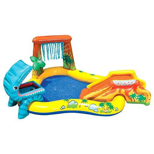 Centro de juegos dinosaurio intex juguetespeque - Amazon piscinas hinchables ...