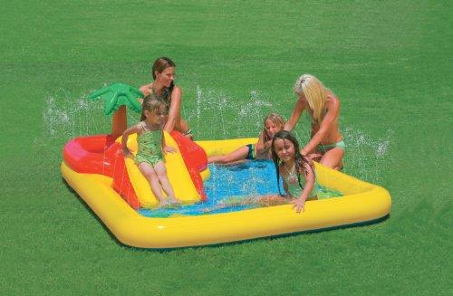 Diversión para toda la familia con piscinas hinchables Index