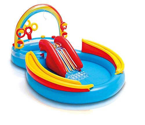 piscina hinchable de juegos