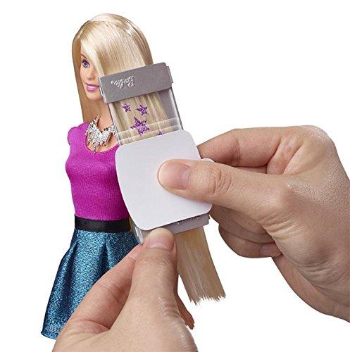 Conjunto de accesorios para peinar a Barbie