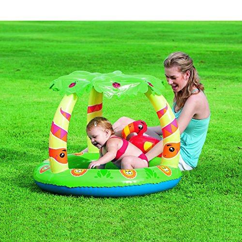 Piscina infantil con parasol para ni os y ni as for Amazon piscinas infantiles