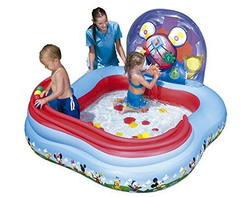 piscina hinchable de mickey mouse para ni os y ni as