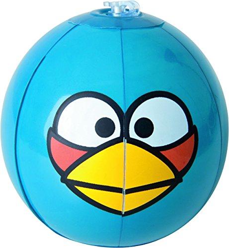 Personajes hinchables de Angry Birds