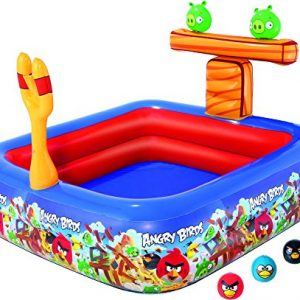 Angry Birds piscina hinchable