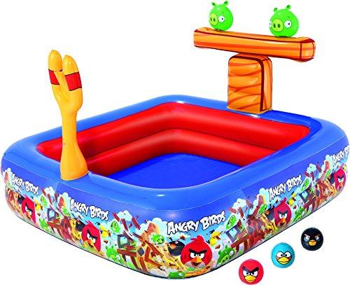 Angry Birds piscina hinchable