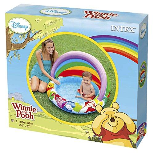 Piscina infantil Winnie Pooh