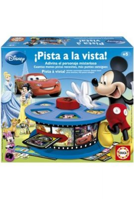 Disney Pista la-Vista-Educa