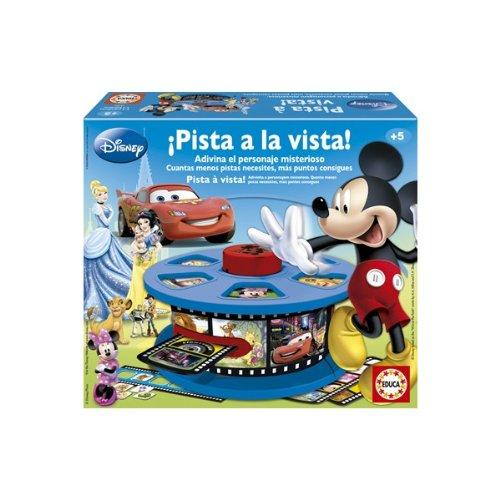 Disney Pista la-Vista-Educa