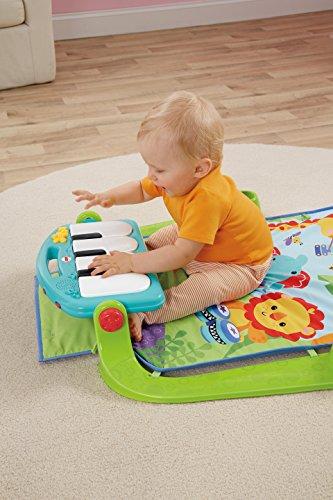 Gimnasio con piano para bebes