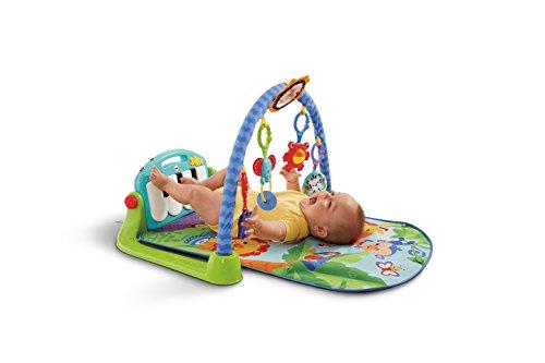 Manta y gimnasio para bebes