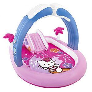 Centro de juegos acúatico Hello Kitty