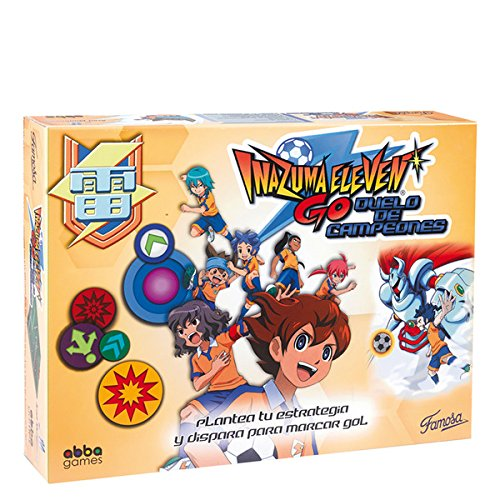 Juego de mesa Inazuma Eleven Go