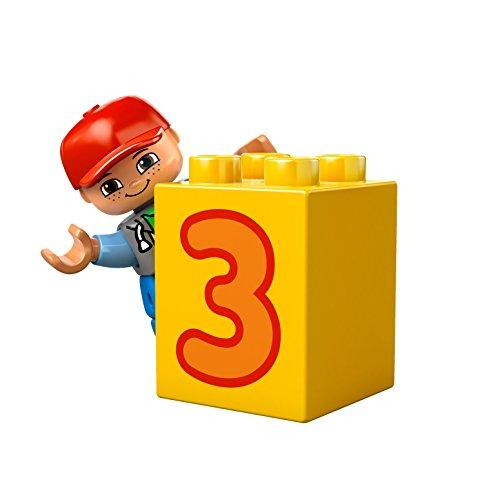 LEGO-Duplo-tren de números