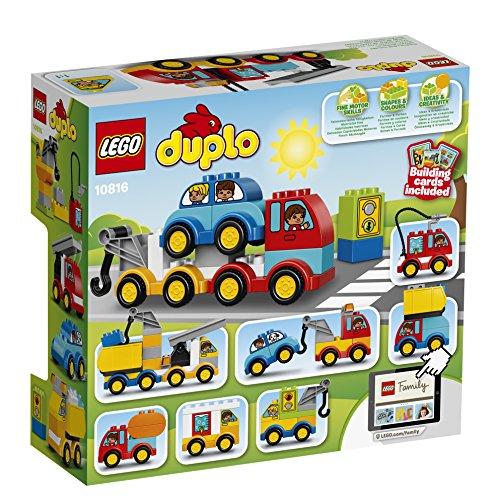 Aprende con vehiculos Lego Duplo