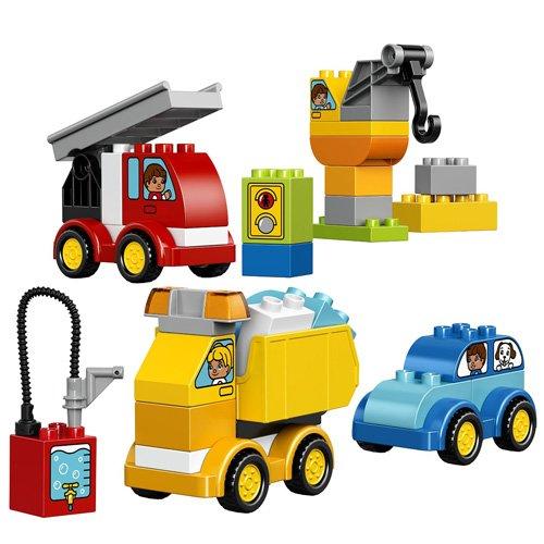 Lego Duplo vehiculos para bebes
