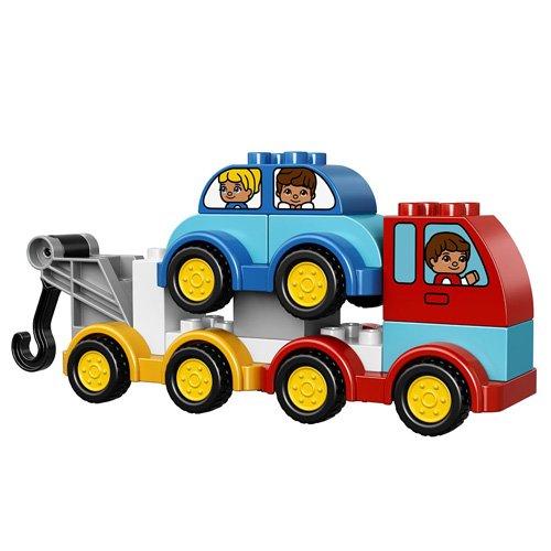 Grua Lego Duplo para niños y niñas