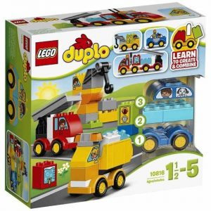 Pack vehiculos Lego Duplo