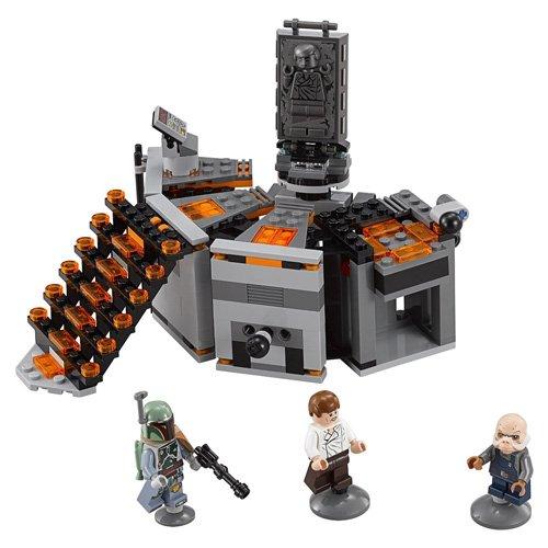 Lego Star Wars figura y camara de congelacion