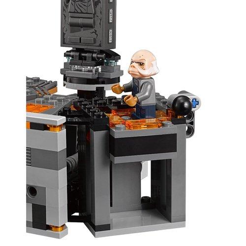 Lego Star Wars camara de congelacion