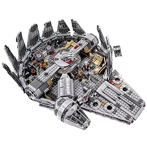 Nave halcon Milenario LEGO-Star-Wars