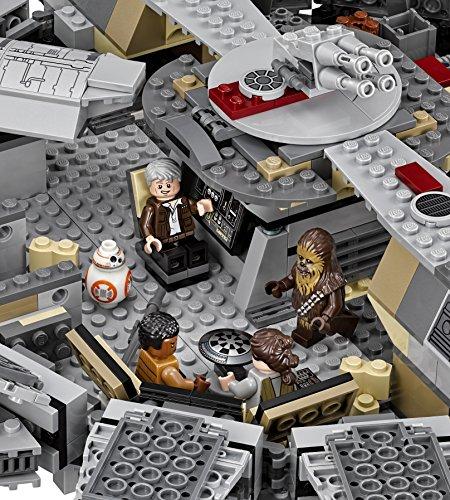 LEGO-Star-Wars-personajes halcon Milenario