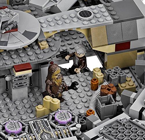 LEGO-Star-Wars-Aventura con Halcon Milenario