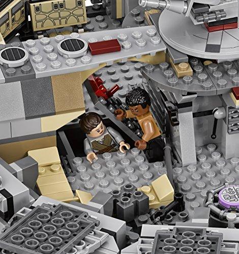 NAve halcon milenario con rampas de Lego
