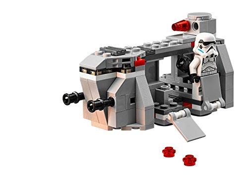 Transporte soldados imperiales de Lago Star Wars