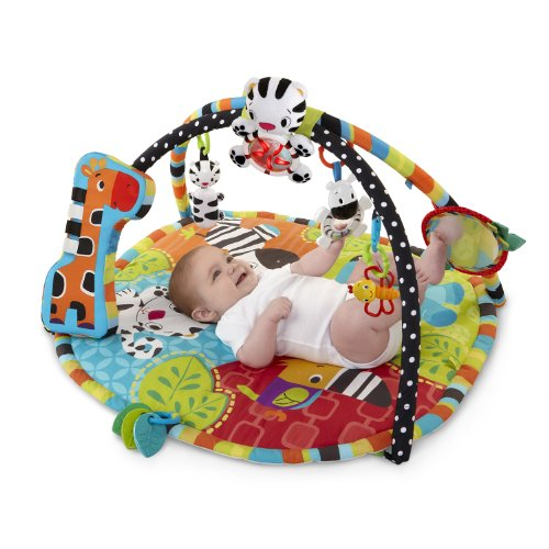 Mantita de juegos para bebes llena de diversión