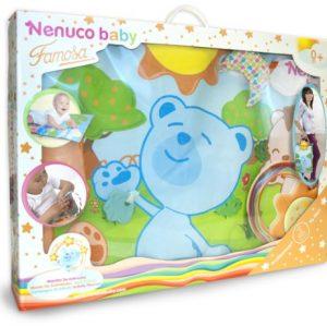 Manta de actividades y juegos para bebes