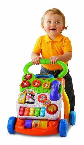 Centro de juegos y andador Vtech para bebes