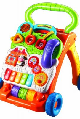 Centro de juegos convertible en andador para niños yniñas