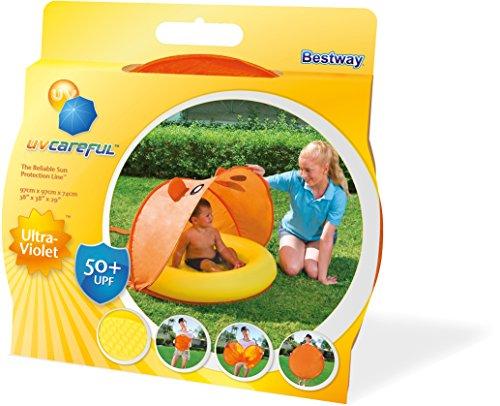 Piscina para bebés hinchable