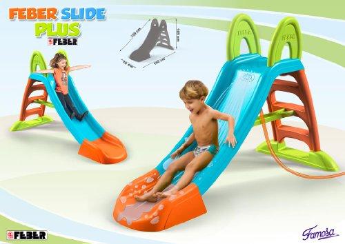 Feber-Slide-Plus-con-agua-Famosa