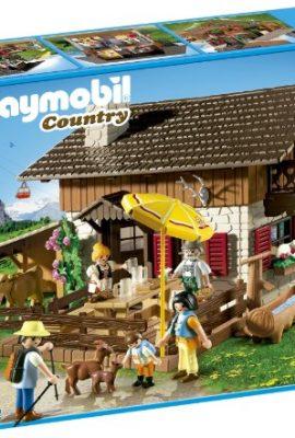 Playmobil-Granja-Casa-de-los-Alpes-5422-0