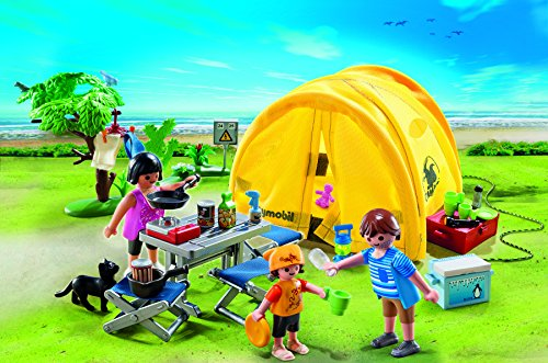 Juguete Playmobil camping