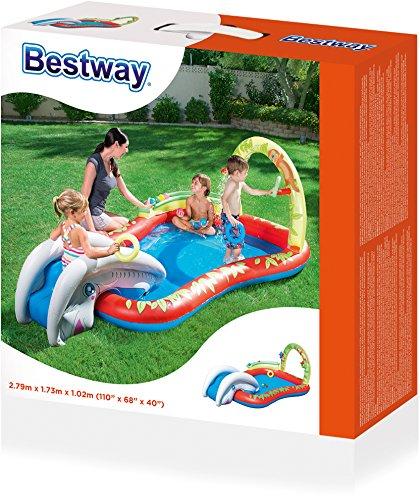 Centro de juegos de agua para niños y niñas
