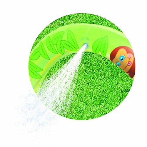 Piscina hinchable con tobog n juguetespeque for Piscina hinchable con depuradora incluida