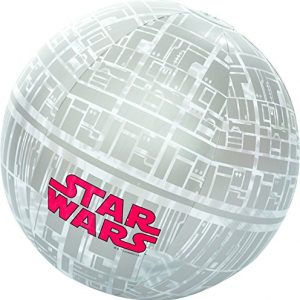 Pelota hinchable Star Wars piscina y playa